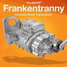 frankentranny od6 kicker complete transmission baker drivetrain