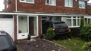 bmw arlington bmw x5 barges into arlington house to say morning autoevolution