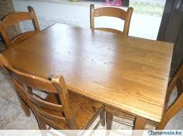 table de cuisine 4 chaises pas cher table cuisine 4 chaises table de cuisine en chene massif allonges