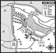West Point Map Troop 125 Favorite Campsites