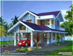 narrow lot luxury house plans house plans for sloping lots luxury narrow lot house plan kerala
