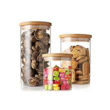glass kitchen storage canisters popular glass canister buy cheap glass canister lots from china