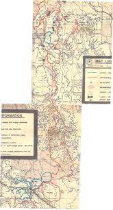 Lakeview Oregon Map by Ossa Lakeview
