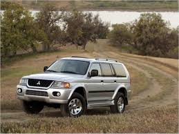 mitsubishi pajero sport workshop manual free pdf downloads