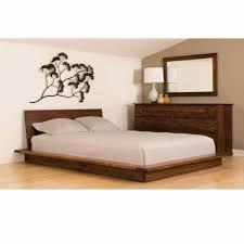 bedroom mahogany bedroom set platform sets canopy king bobs