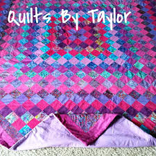 Custom Made Comforters Pink And Purple Quilts Pink And Purple Bedspreads Pink And Purple