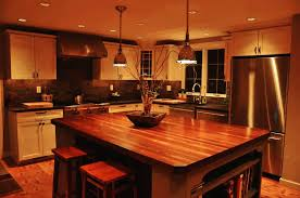 How To Maintain A Butcher Block Table Kitchen Ideas - Kitchen butcher block tables