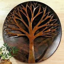 Copper Wall Art Copper Wall Art Home Decor Metal Wall Decor Tar