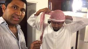 arab wrap how to wrap an arab scarf keffiyeh overseas 1