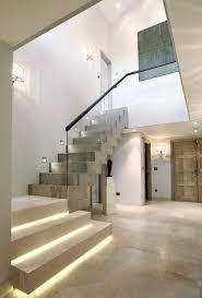311 best tiras led en escaleras starisled images on pinterest Eclairage escalier led 30 idees modernes et originales 15 uplifting contemporary staircase