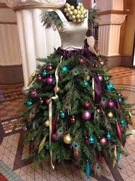 christmas tree dress form christmas tree google search