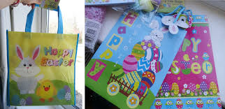 easter bags easter party with poundland this is