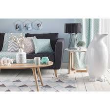 maison du monde housse de canapé canapé 2 3 places en tissu anthracite nils déco de jardin manchot