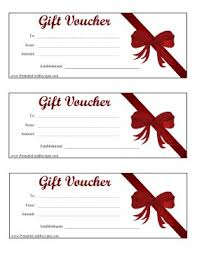 printable christmas gift vouchers this printable gift voucher can be customized for any amount of
