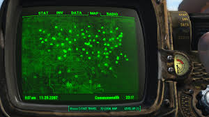 Fallout 4 Map by Zoom Out Extended For World Map And Local Map For 2k 4k And 8k
