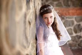 holy communion veils headpiece holy communion