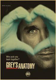 online shop dropship grey u0027s anatomy retro poster amrican tv