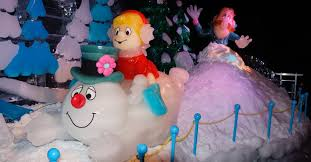 Frosty The Snowman Happy Birthday Meme - ice featuring frosty the snowman now open at gaylord palms