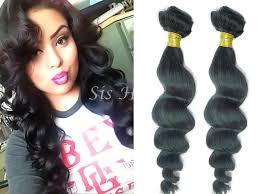 pics of loose wave hair 1 bundle 9a brazilian virgin hair loose wave