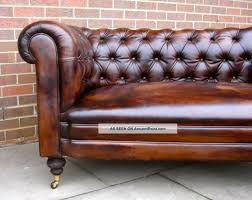 Vintage Chesterfield Leather Sofa 30 Collection Of Vintage Chesterfield Sofas