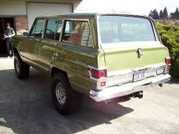 wagoneer jeep lifted 70jeep 1970 jeep wagoneer specs photos modification info at