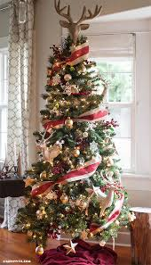 Home Decorating Ideas For Christmas 60 Best Christmas Tree Decorating Ideas How To Decorate A
