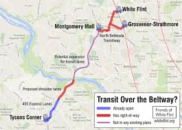 montgomery mall map could transit the legion bridge work greater