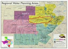 Water Country Map Pedernales River Basin Hill Country Alliance