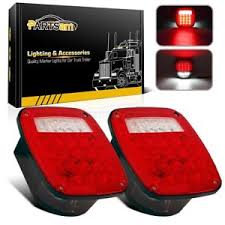 led lights for semi trucks semi truck led lights ebay