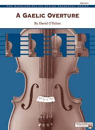 a gaelic overture string orchestra conductor parts david