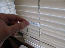 diy project crazy fixing broken mini blinds