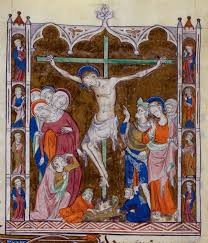 the crucifixion of jesus in medieval art medievalists net