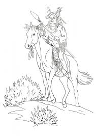native american designs coloring pages horse coloring page of