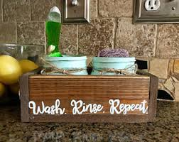 Rustic Country Kitchen Decor - rustic kitchen decor etsy