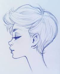 best 25 profile drawing ideas on pinterest drawing people how
