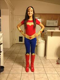 Wonder Woman Costume Make Your Own Halloween Costume Ideas Best 20 Superhero Costumes