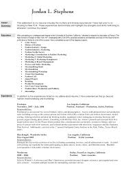 resume for fashion internship best resumes curiculum vitae and