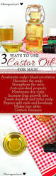 Sulfur 8 For Hair Growth Best 25 Castor Oil For Hair Ideas On Pinterest Castor Oil Uses