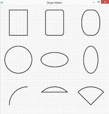 how to create lines and shapes in javafx dummies