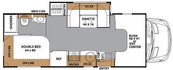 Coachmen Class C Motorhome Floor Plans Coachmen Prism Rv Dealer