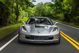 first drive 2017 chevrolet corvette grand sport manual