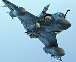 изтребител Mirage 2000D