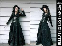 Bellatrix Halloween Costume Bellatrix Costume Ideas Harry Potter Party