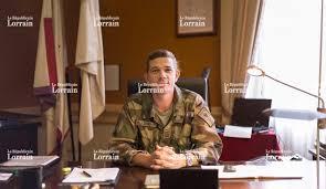 bureau du chef edition de sarrebourg château salins le lieutenant colonel budan