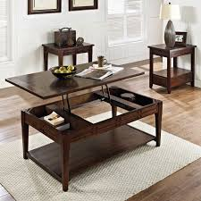 Chair Side End Table Steve Silver Cl200ec Crestline Chairside End Table In Mocha Cherry