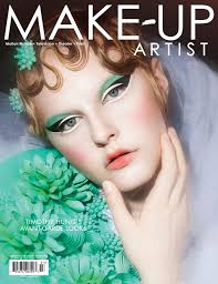 magazines for makeup artists feb mar 2017 issue 124 make up artist magazine