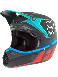 fox sports motocross navy yellow white racing fox motocross helmet new mx v holiday