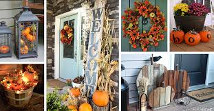 Halloween Patio Decorating Ideas 27 Best Fall Porch Decorating Ideas And Designs For 2017