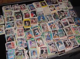 ipecac days lots and lots of baseball cards for sale