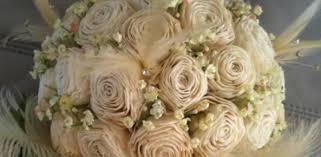 vintage bouquet wedding flowers real wedding